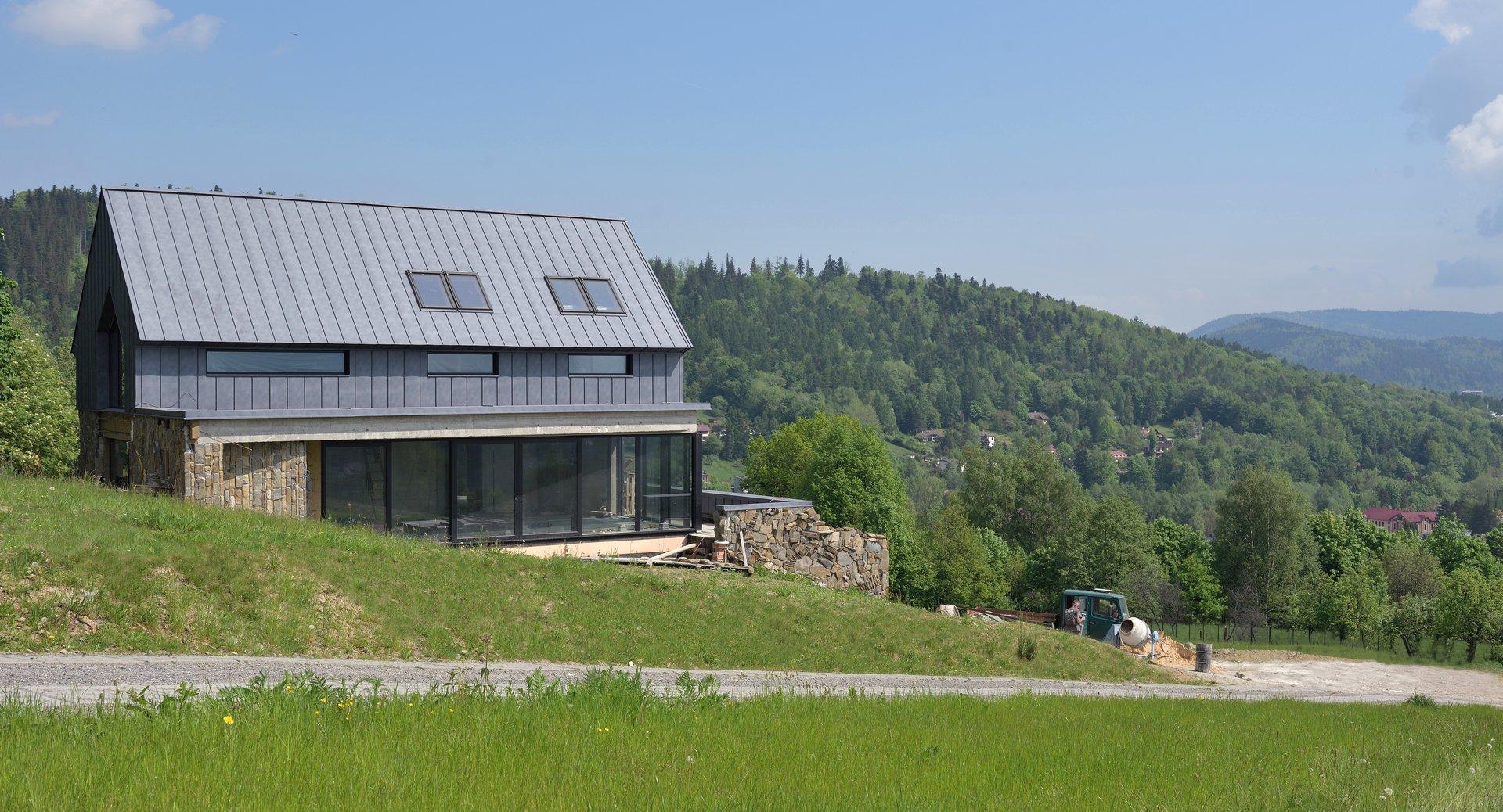 Dom od architekta projektowanie domów Genius Loci Architekci