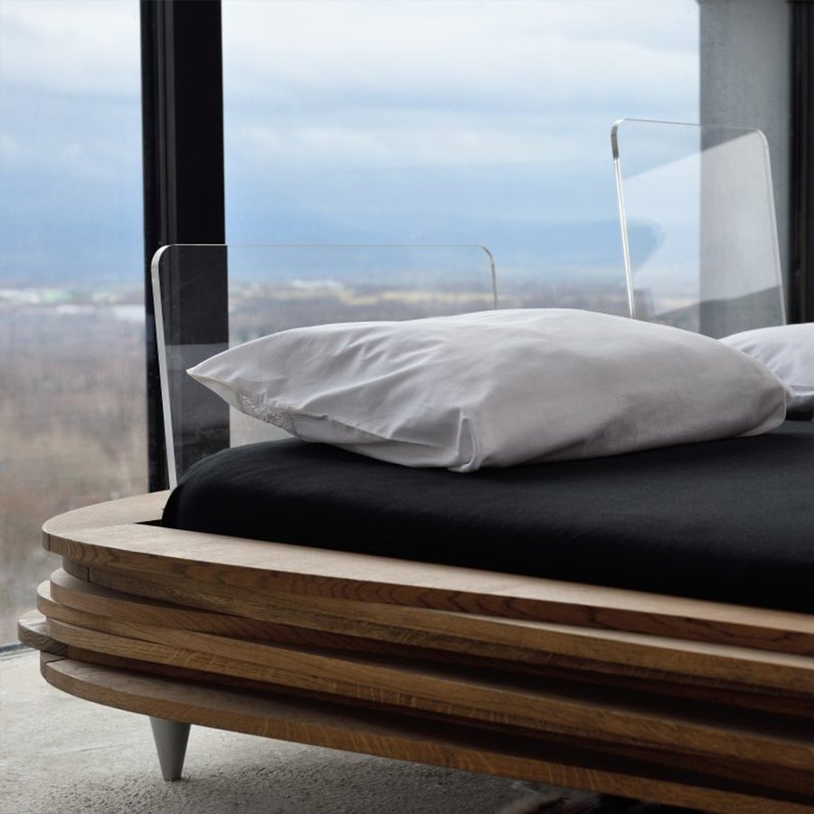 Łóżko ORGANIQUE