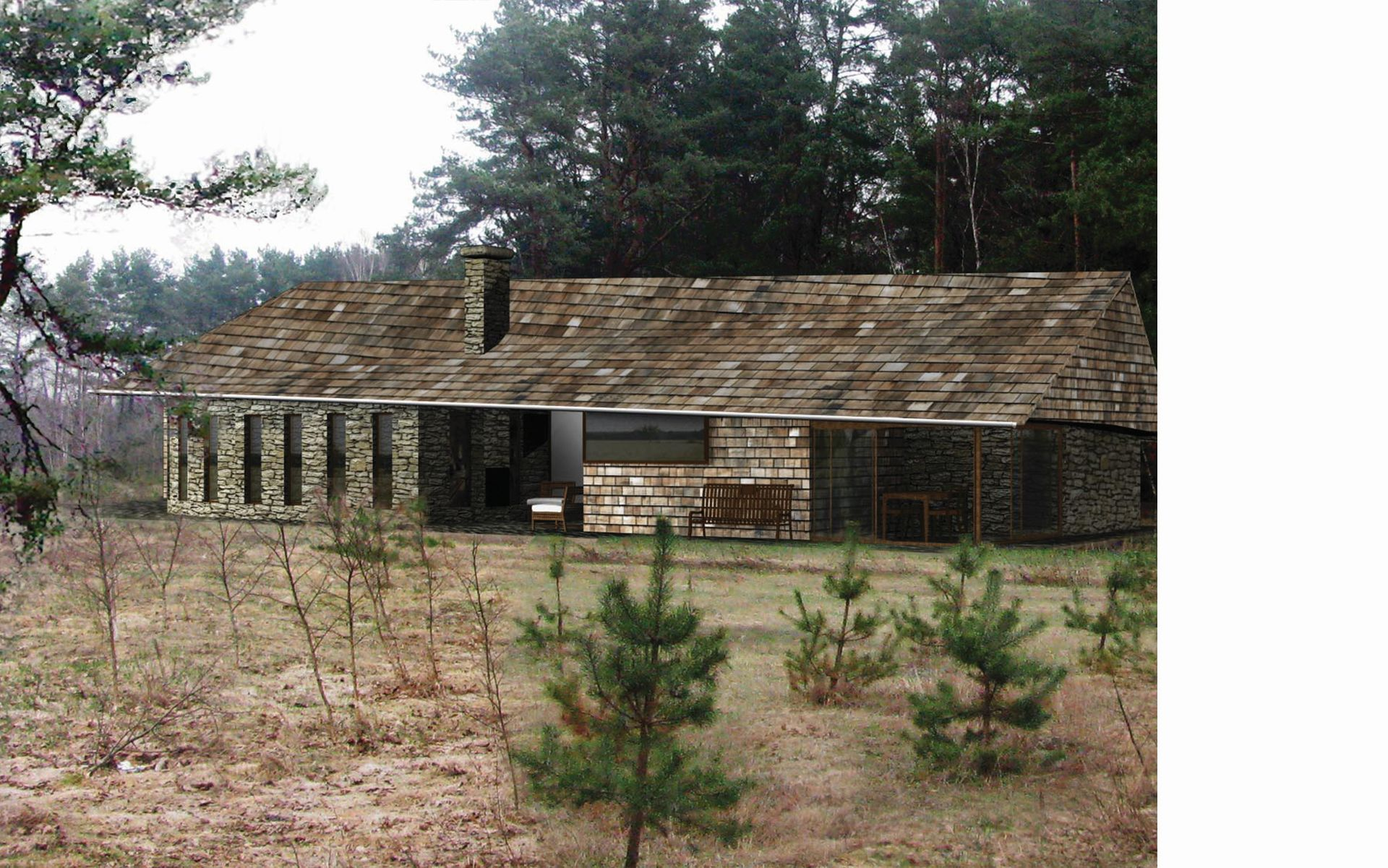 Dom Brzeźce