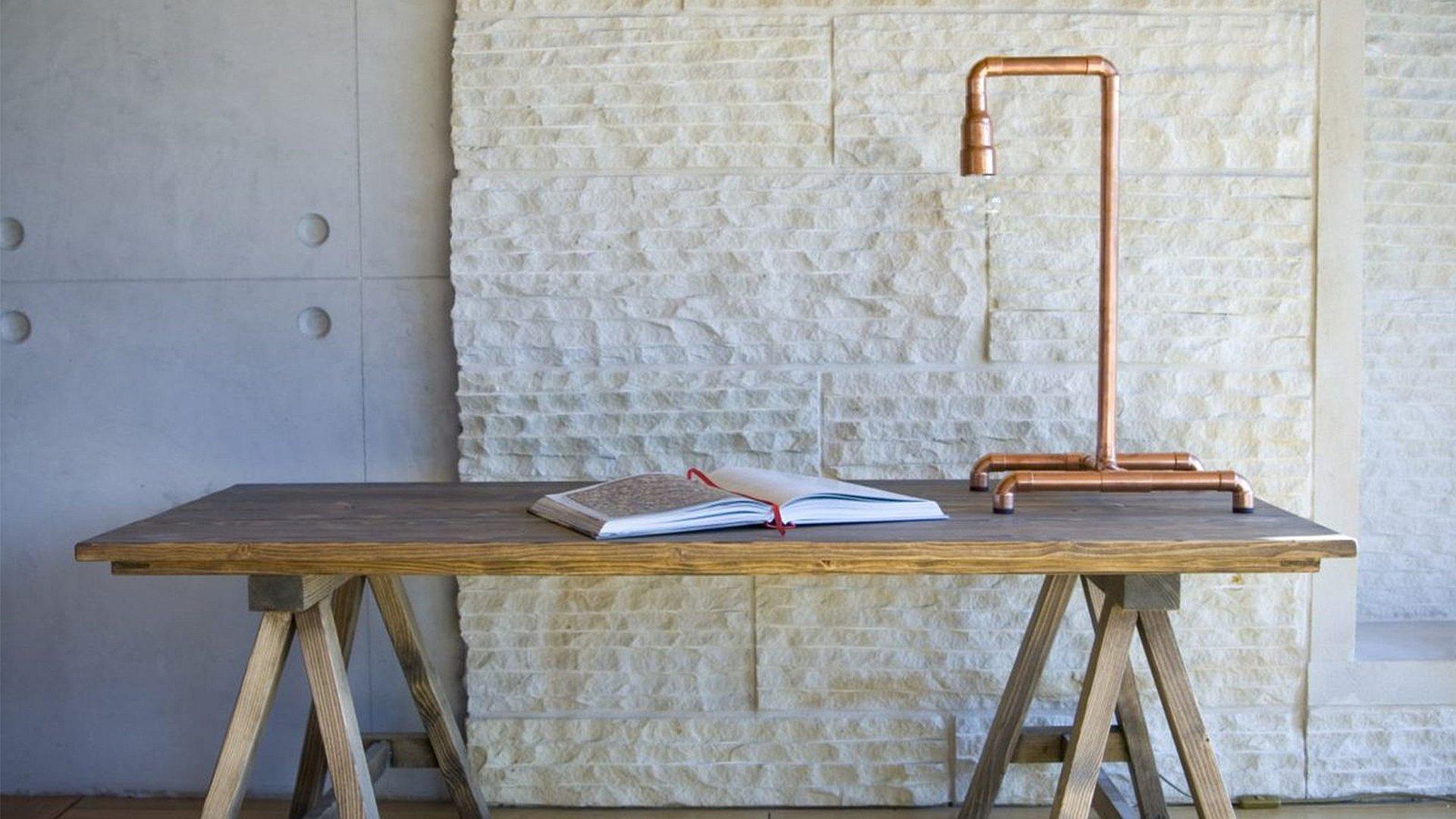Lampa stołowa LANTERN