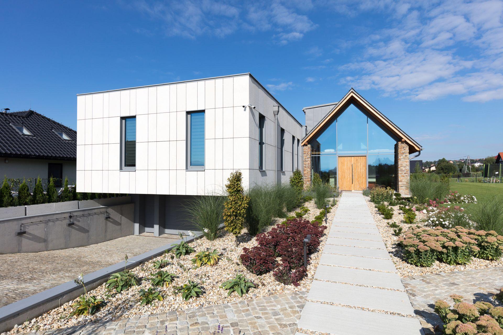 Dom od architekta Bielsko-Biała projektowanie domów architekci Genius Loci