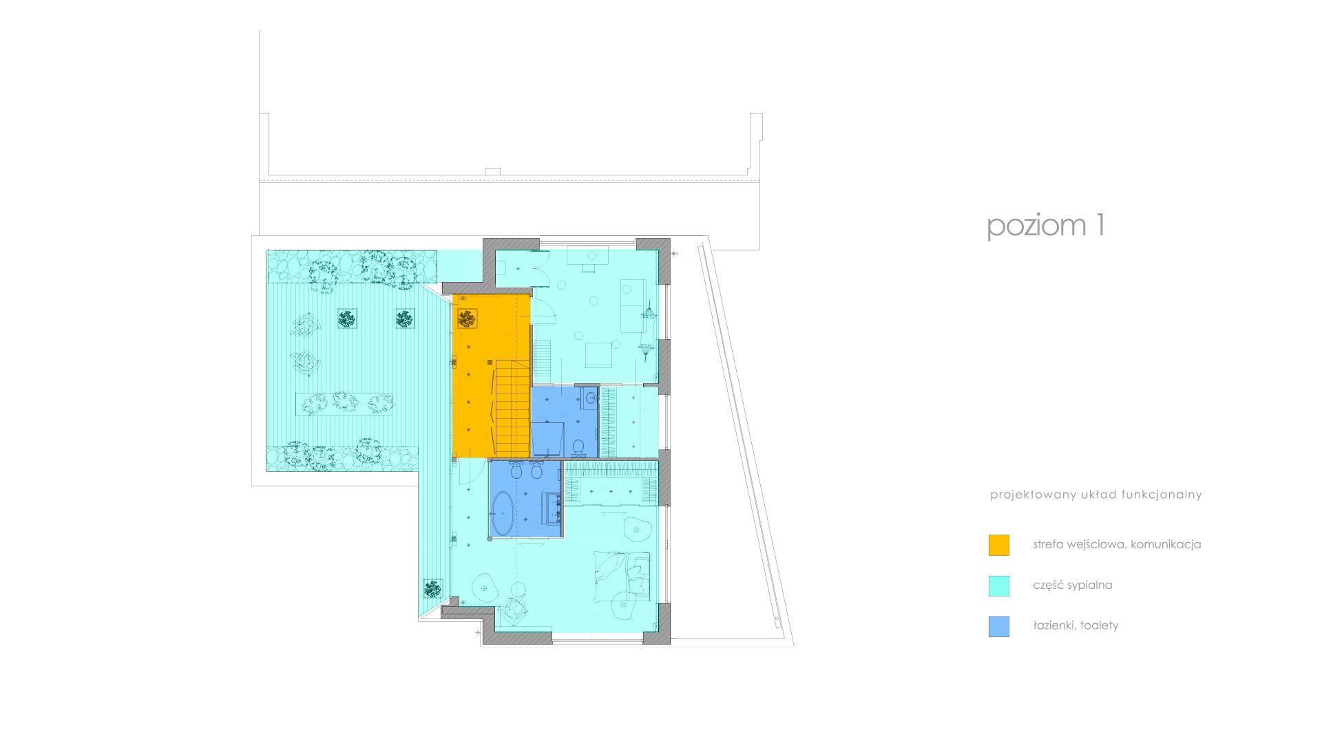 Genius Loci Architekci_Bystra_projekt wnętrz